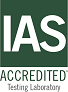 Accredited Testing Laboratory